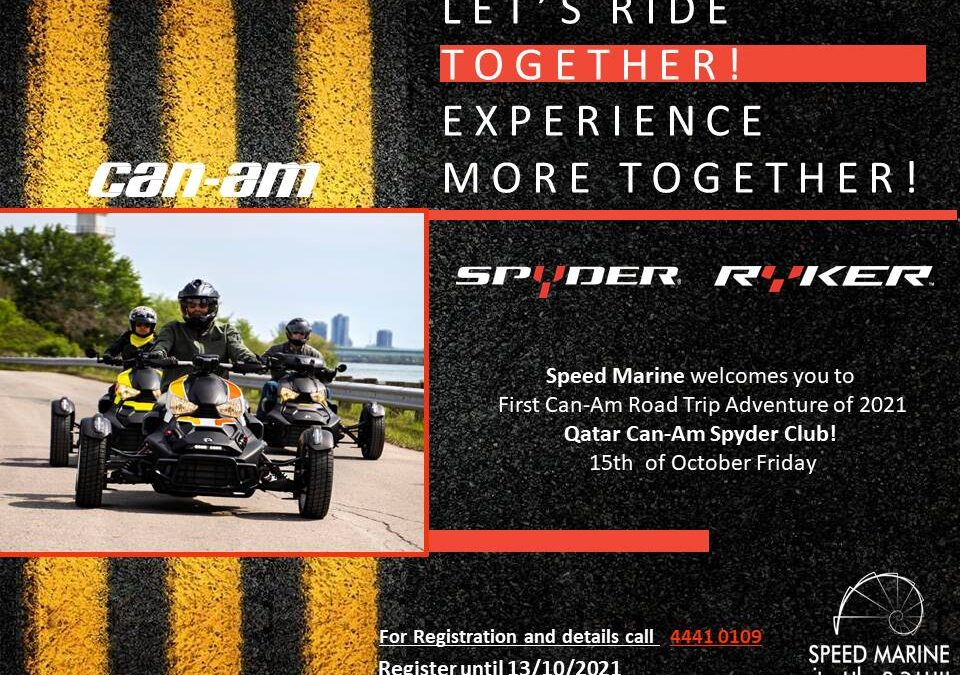 POSTPONED – Let's Ride Together! Experience More Together